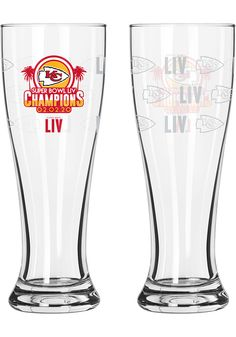 2018 FINAL FOUR CONTENDER UNIVERSITY OF MICHIGAN ETCHED 16 oz PINT GLASSES 2