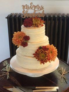 Bespoke Wedding Cakes by Victoria Jane Bakes Vegan Wedding Cake, Wedding Cake Flavors, Chocolate Raspberry Cake, Chocolate Fudge Cake, Lemon Sponge Cake, Salted Caramel Cake, Summer Wedding Cakes, Caramel Buttercream, Fall Cakes