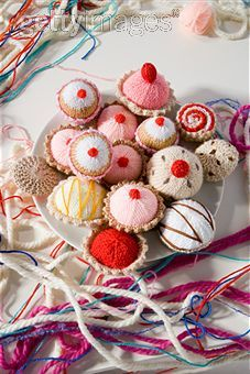 knitting food - this