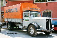 Alle Größen   Saurer 24.6.2017 1283   Flickr - Fotosharing! Diesel, Busse, Old Trucks, Jeep, Europe, Nice, Vehicles, Classic, Classic Trucks