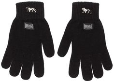 LONSDALE KEIGHLEY GLOVES Keep those hands warm & stylish this winter with a pair of the Keighley gloves! This pair of cozy black gloves has the Lonsdale logo & silver Lonsdale lion on each. $18.00 #lonsdale #winter #gloves #winteraccessories