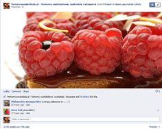 Przykład angażującego wpisu na Facebooku