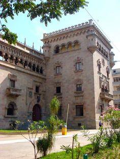 Edificio de la Policia Nacional, Guatemala.