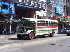 Super Aec, Montevideo, via Flickr.