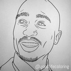 snoop dogg coloring pages | Coloring page Eminem | Famous people CoLoRing Pages ...