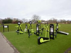 outdoor fitness equipment - Google Search