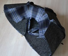 How to Make Newsboy Hat, step 5