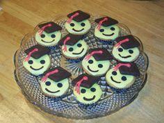 Kindergarten Graduation Cookies