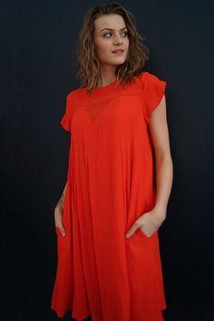Robe Juliette Rouge