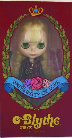University of Love Blythe