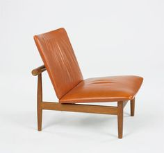 Finn Juhl chair for France & Sons, c. 1950.