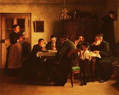 Kaufmann, Isidor (1854-1921) - Discussing the Talmud (Priv… | Flickr