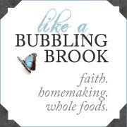 love this Christian woman/homemaker website