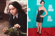 Christina Ricci  The Most Famous Child Stars Who Graced Our Screens - Where Are They Now? • Page 2 of 5 • BoredBug