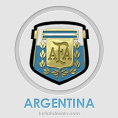 Logo Animasi Argentina