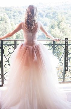 SUCH a gorgeous dress!! See more of the beautiful images from Moha Photography here. | CHECK OUT MORE IDEAS AT WEDDINGPINS.NET | #bridesmaids