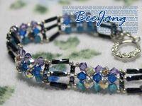 [Tutorial] Block Bracelet #2