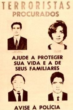 52 coisas que você não sabia sobre a ditadura militar brasileira/ 52 things you don't know about the 60/70's dictatorship in Brazil Military Dictatorship, Living In Brazil, Give Peace A Chance, Old Ads, Writing Inspiration, Nostalgia, Advertising, Humor, History