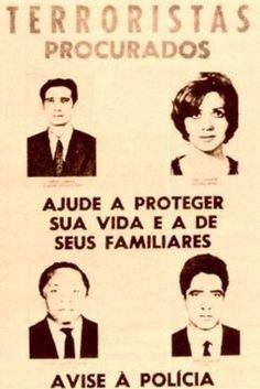 52 coisas que você não sabia sobre a ditadura militar brasileira/ 52 things you don't know about the 60/70's dictatorship in Brazil