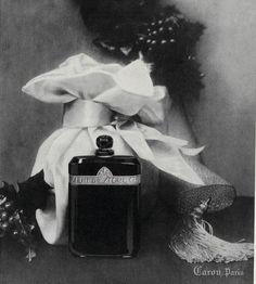 Caron Nuit de Noel, Caron parfumes, NUIT DE NOEL perfume and vintage ads, The Perfume Magazine Baby It's Cold Outside….Caron's Nuit de Noël, By Beth Schreibman Gehring, The Perfume Magazine
