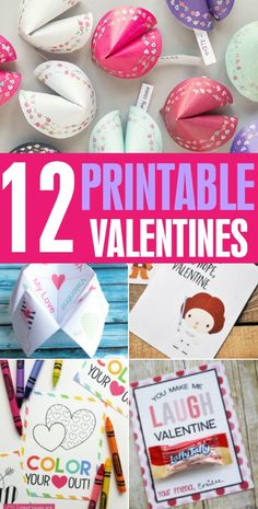There are so many Free Printable Valentines Cards for kids.  Check out all of these fun ideas and then hit up the dollar spot at Target or the Dollar Store to complete your Printable Valentines.
