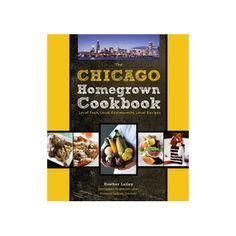 Voyageur Press Chicago Homegrown Cookbook 149645
