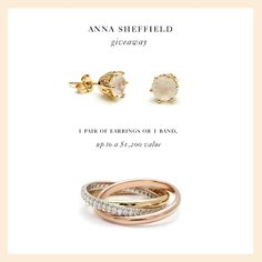 Anna Sheffield Giveaway on 100 Layer Cake!