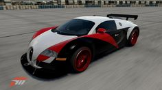 2009 Bugatti Veyron by Drednought08.deviantart.com on @DeviantArt