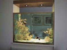 Amazing Aquarium Design Ideas For Indoor Decor 40