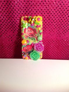 A personal favorite from my Etsy shop https://www.etsy.com/listing/493932753/bling-iphone-5s-phone-case-kawaii-kitsch