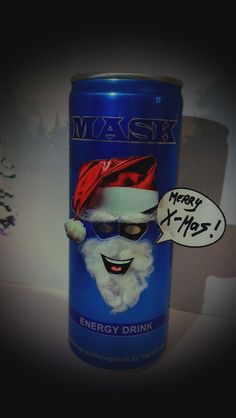 Merry X-Mas!  In this stressful pre Christmas time we would like to wish our entire MASK Fans peaceful and relaxing Holidays.  We are looking forward to an energetic and exciting Year 2013. We hope that MASK Energy Drink can surprise all of you also next year with innovative Drinks on the Energy Drink Market.    For your extra Energy kick please feel free to visit our Online shop.  Make yourself a little gift or surprise your beloved ones!    X-Mas and a happy New Year!    Your MASK Energy…