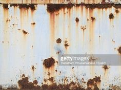 Stock Photo : Full Frame Shot Of Rusty Metal
