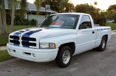 1998 Dodge Ram Pro-Street 1500 Truck