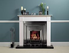 Fireplaces Glasgow Scotland