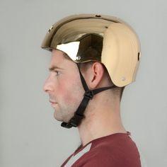 Bobbin Gold Bike Helmet