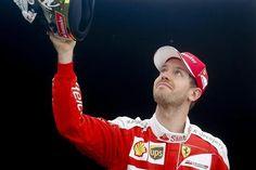 Vettel: l'obiettivo è superare le Mercedes © EPA