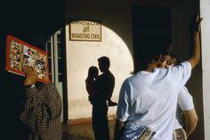 """one-photo-day: """"Nuevo Laredo, Mexico, 1996 by Alex Webb. """""""