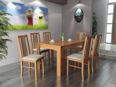Félix étkező Félix asztallal - az eredeti - Conference Room, Dining Table, Furniture, Home Decor, Decoration Home, Room Decor, Dinner Table, Home Furnishings, Dining Room Table