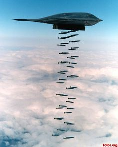 Avion B-2 de-combate