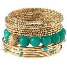 Stella & Dot Layla Stretch Bracelet