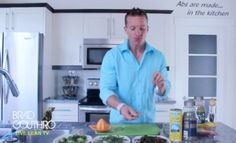 making mouthwatering veggies with @bradgouthro #fitfluential