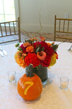 Allison Phalen Floral Design: November 2012