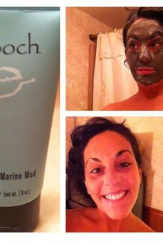 From @cannlaura. Share your mud mask pic using #NuSkin, or submit it to us at nskn.co/wX9b. Marine Mud Mask, Glacial Marine Mud, Nu Skin, Clay Masks, Epoch