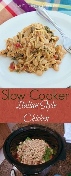 Slow Cooker Italian
