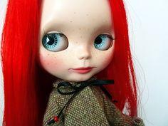 Sale on Etsy!  Brie muñeca neo Blythe SBL customizada por por GuillerminaXcake