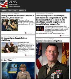 USNA Weekly News