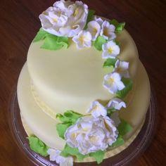 #leivojakoristele #mitäikinäleivotkin #täytekakku Kiitos Katja