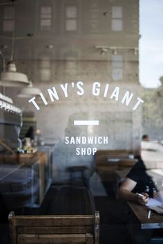 Tiny's Giant Sandwich Shope