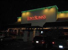 Tony Romas #Orlando