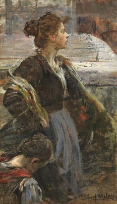 "simena: ""Alessandro Milesi "" Italian Painters, Opera, Paintings, Women, Art, Opera House, Paint, Women's, Painting Art"